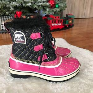 ❄️Sorel Torino Pink Women Snow Boots